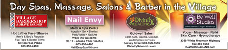 North Conway Spas & Salons -